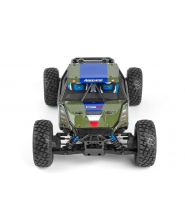 BUGGY TEAM ASSOCIATED AE QUALIFIER SERIES NOMAD DB8 1/8 4WD 2,4Ghz RTR BRUSHLESS