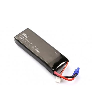 Batterie LiPo 2S 7,4V 2700mAh 10C HUBSAN