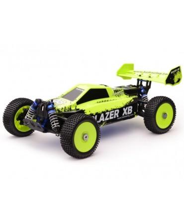 Buggy BLAZER XB BRUSHLESS 1/8 4WD 2,4Ghz RTR JAUNE