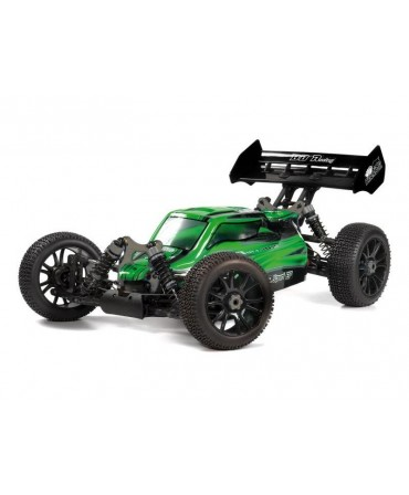 Buggy BLACKBULL BULL SPORT BRUSHLESS 1/8 4WD 2,4Ghz RTR VERTE