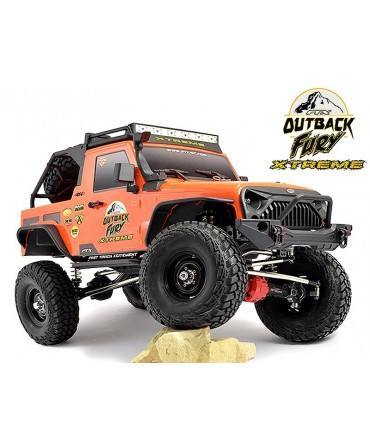 CRAWLER FTX OUTBACK FURY XTREME 1/10 4WD 2,4Ghz RTR