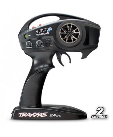 X-MAXX 8S 1/5 4WD BRUSHLESS WIRELESS ID TSM TRAXXAS 77086-4-REDX