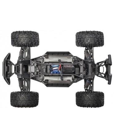 X-MAXX 8S ROCK N' ROLL 1/5 4WD BRUSHLESS WIRELESS ID TSM TRAXXAS 77086-4-RNR