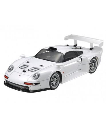 Porsche 911 GT1 Street TA03RS 1/10 4WD A CONSTRUIRE