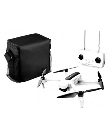 Drone HUBSAN ZINO FOLDING 4K FPV RTF PACK 2 BATTERIES ET SACOCHE H117S-PRO