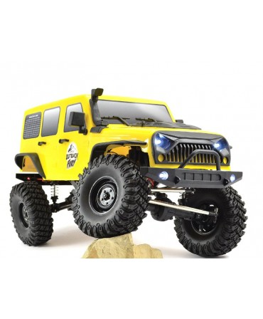 CRAWLER FTX OUTBACK FURY 1/10 4WD 2,4Ghz RTR