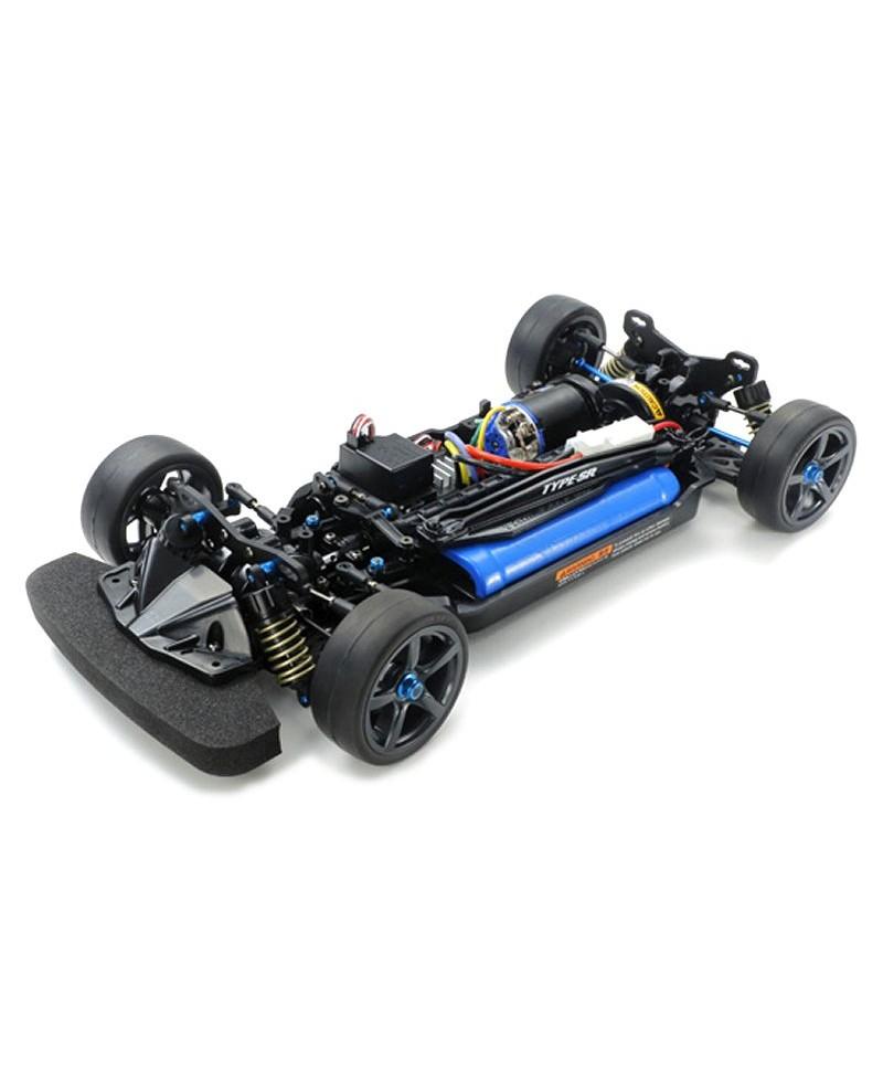 Châssis kit TT02 TAMIYA type SR à monter 47439