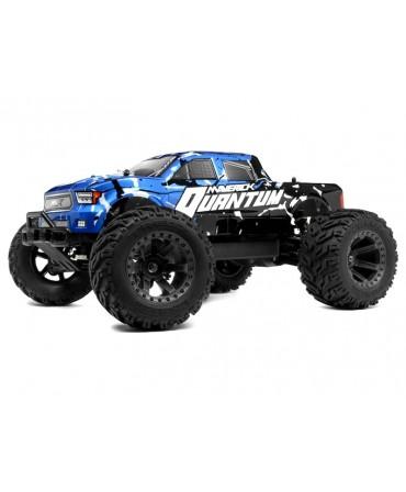 Monster truck MAVERICK QUANTUM 4X4 MT BLEU 1/10 4WD 2,4Ghz RTR