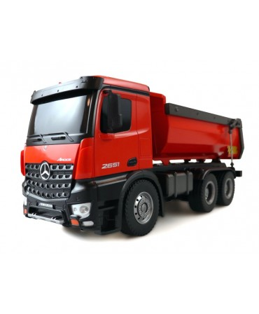 CAMION MERCEDES BENZ 1/14 4WD 2,4Ghz RTR