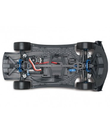 XO-1 SUPERCAR SANS ACCUS/CHARGEUR 1/7 4WD 2,4Ghz TRAXXAS 64077-3-WHT