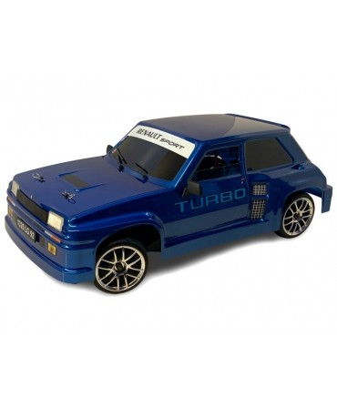 RENAULT R5 TURBO BRUSHLESS 1/10 4WD 2,4Ghz RTR