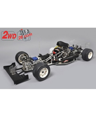 F1 COMPETITION châssis 2WD 1/5 RTR 10008