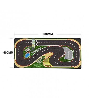 Piste pour TURBO RACING MICRO RALLY (40X90 CM) TB-760020