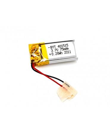 Batterie TURBO RACING MICRO RALLY 3,7V 75mAh TB-760018