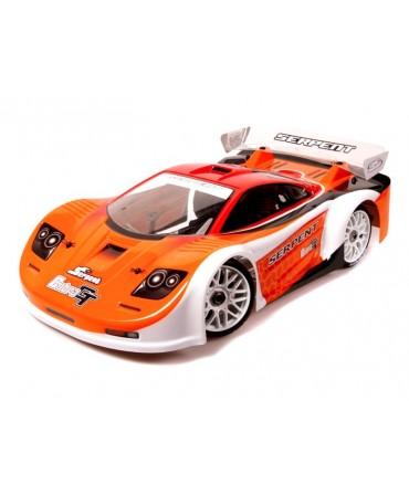 SERPENT COBRA 811 GT rally game GP RTR 600042