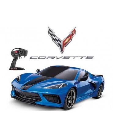 CORVETTE STINGRAY 4-TEC 3.0 1/10 4WD 2,4Ghz RTR BRUSHED 93054-4-BLUE