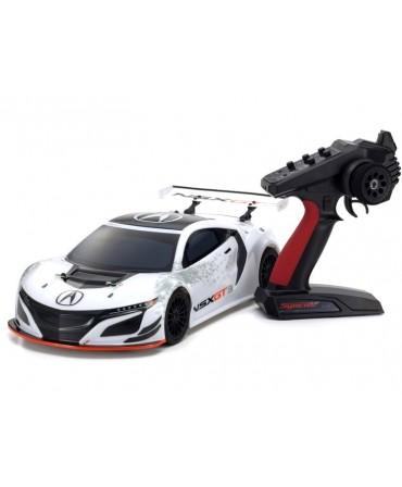 KYOSHO FAZER MK2 ACURA GT3 RACE CAR 1/10 READYSET 34421B