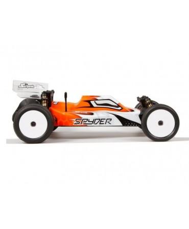 SERPENT BUGGY SPYDER RTR 1/10 ELECTRIQUE 2WD RM 500002