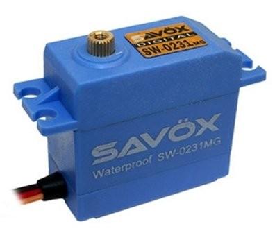 Servos numériques SAVOX