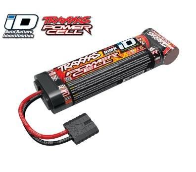 Batteries NiMH TRAXXAS