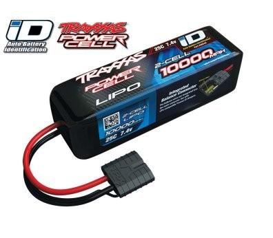 Batteries LiPo 2S TRAXXAS